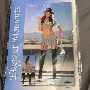 Gangster Girl Costume 2pc Elegant Moments